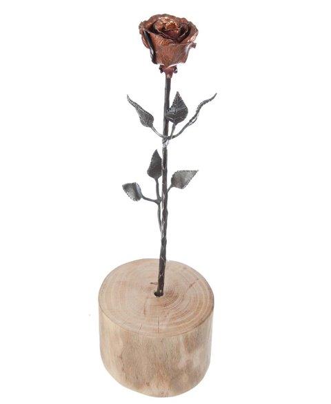 Geschmiedete Rose