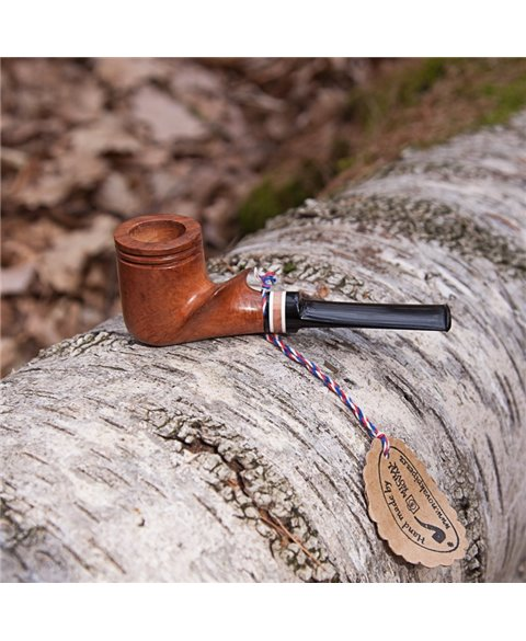 Rare Wood Smoking Pipe Nr.221