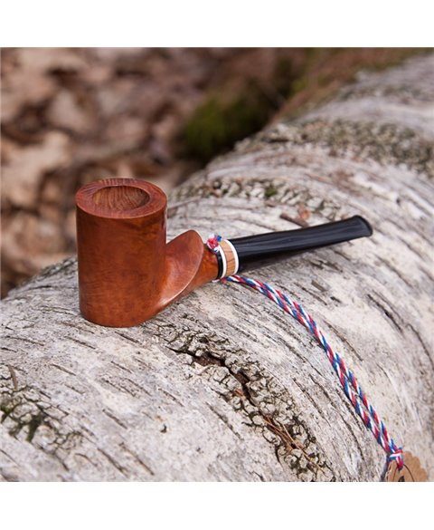 Rare Wood Smoking Pipe Nr.288