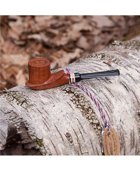 Rare Wood Smoking Pipe Nr.272