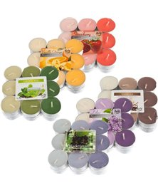 Tealights set of 18 pcs