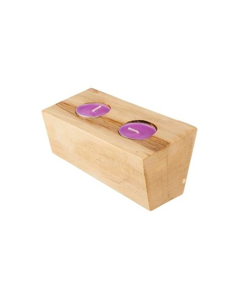 Candle Holder Little Wedge